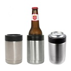 12OZ stainless steel can holder cooler double wall insulated cola beer can cold keeping bottle