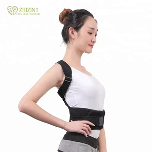 ZHIZIN upper back brace posture vest support belt