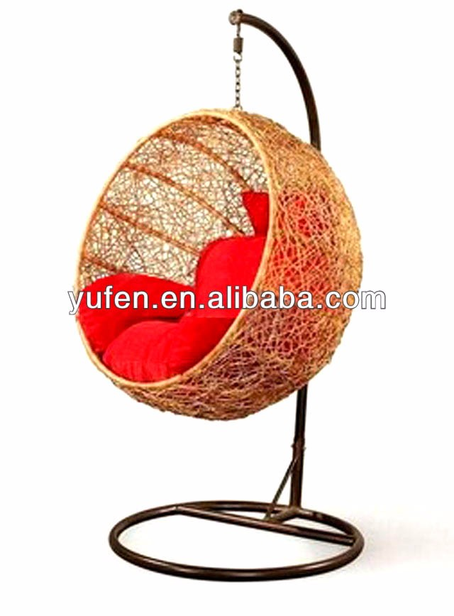 Cheap round hanging ball chair buy hanging ball chair for Cheap hanging chairs