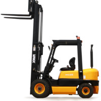 FORKLIFT 2.5ton diesel forklift with automatic transmission and 2500kg capacity forklift trucks for sale price