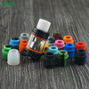 Silicone drip tip Colorful Wide Bore drip tips Mouthpiece for Smok TFV8 510 Tfv8 Big Baby Tfv12 Tank