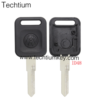 New Arrival Smart Car Transponder Key With Id48 Chip For Car Key