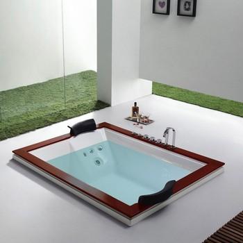 indoor whirlpool bathtub with massage jets 2 person walkin bathtub dropin bathtub