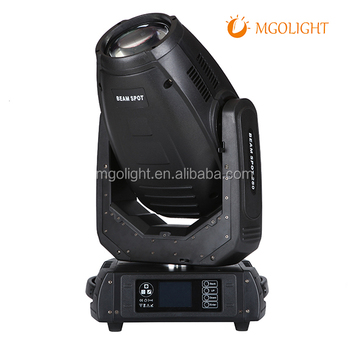 robe pointe 280w gobo moving head beam 10r 3in1 stage light
