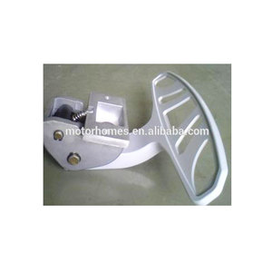 Bus accessories Yutong seat footrest used in bus car seat parts