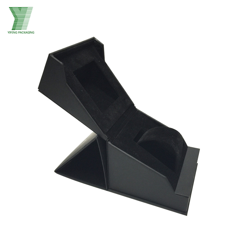 Luxury custom new design jewelry packaging box wrist watch packaging