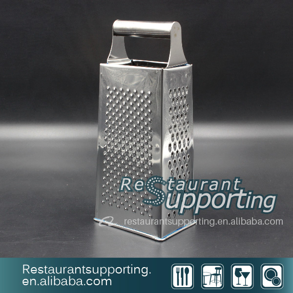 Multi Function Kitchen Good Helper 4 Side Used Stainless Steel Microplane Zester Grater