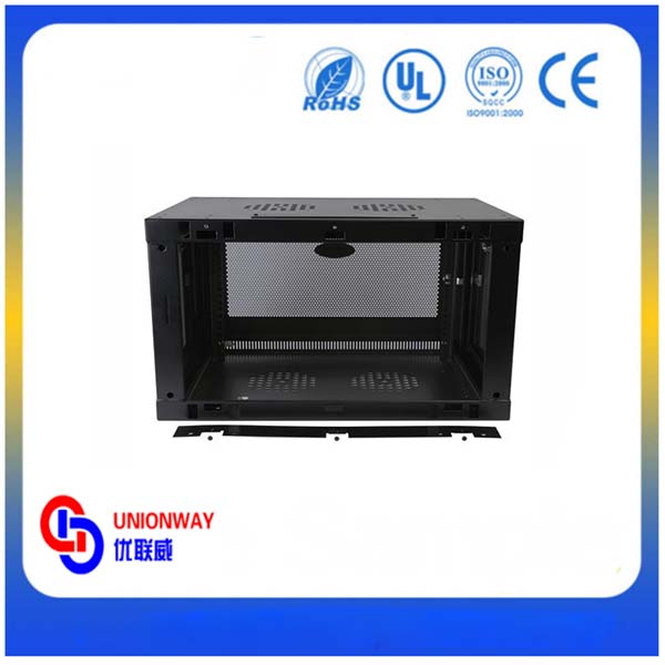 OEM 2U To 27U Network Cabinet with Perspex Front Door