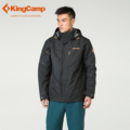 KingCamp Outdoor Clothing Waterproof Windproof Mountaineering Jacket Men s Winter Jacket for Camping hunting Skiing Jackets