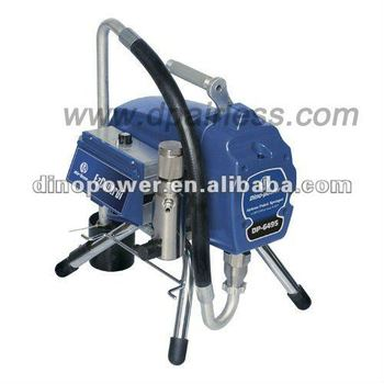 Dp6495 Professional Electric Airless Paint Sprayer Buy Professional Electric Airless Paint