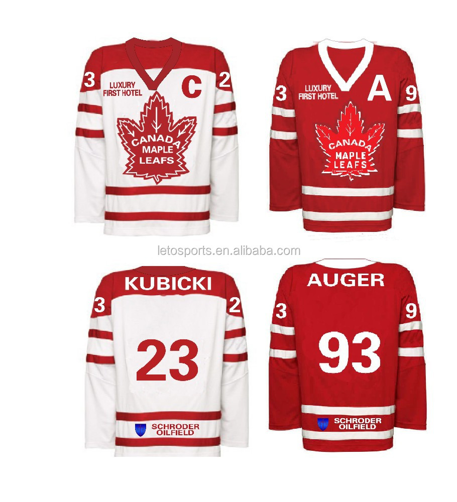 new style a9efa 3e87e Leafs to wear a red alternate jersey for Canada's 150th ...