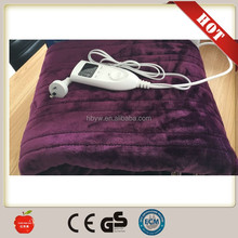 2016 new products electric blanket/electric heating blanket/heating pad from china factory with cheap price