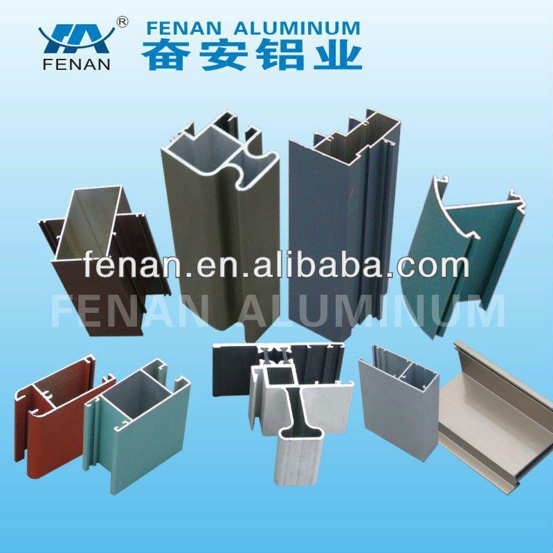 Fenan Fenster Alu Profil Rahmen Aus Eloxiertem Aluminium - Buy ...