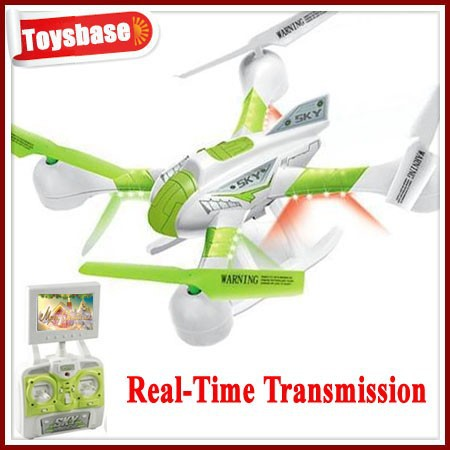 SKY Hawkeye 5.8G RC Drone Quadcopter FPV Quadcopter Toy With Camera & Real-time Transmission