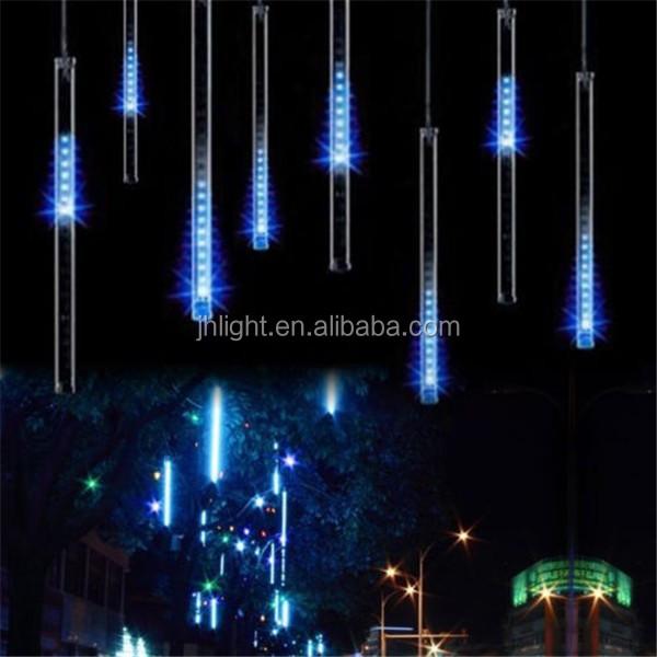 led meteor shower rain tube lights led meteor shower rain tube lights suppliers and at alibabacom