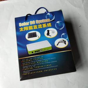 Manufacturer Wholesale Portable Solar Power Home Lighting System 3w AC DC Solar Power Pulse Fitness Lighting Kit System