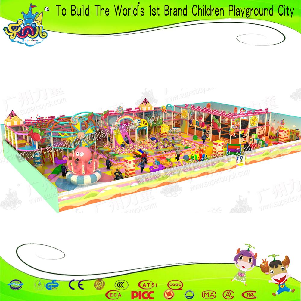 pequea casa de juegos infantiles del parque de atracciones de equipos para la venta