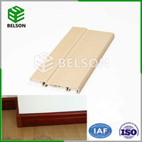 Solid Surface Base WPC Skirting Board Radiator Covers