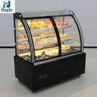 refrigerated cake fridge used bakery display cases for sale soft drink freezer