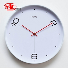 Custom Promotion Decoration Arabic numerals Wall Clock