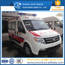 Economic Dongfeng ambulance manufacturer