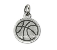 Live It Necklace Basketball