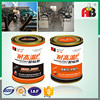 High Strength high temperature power plants adhesive