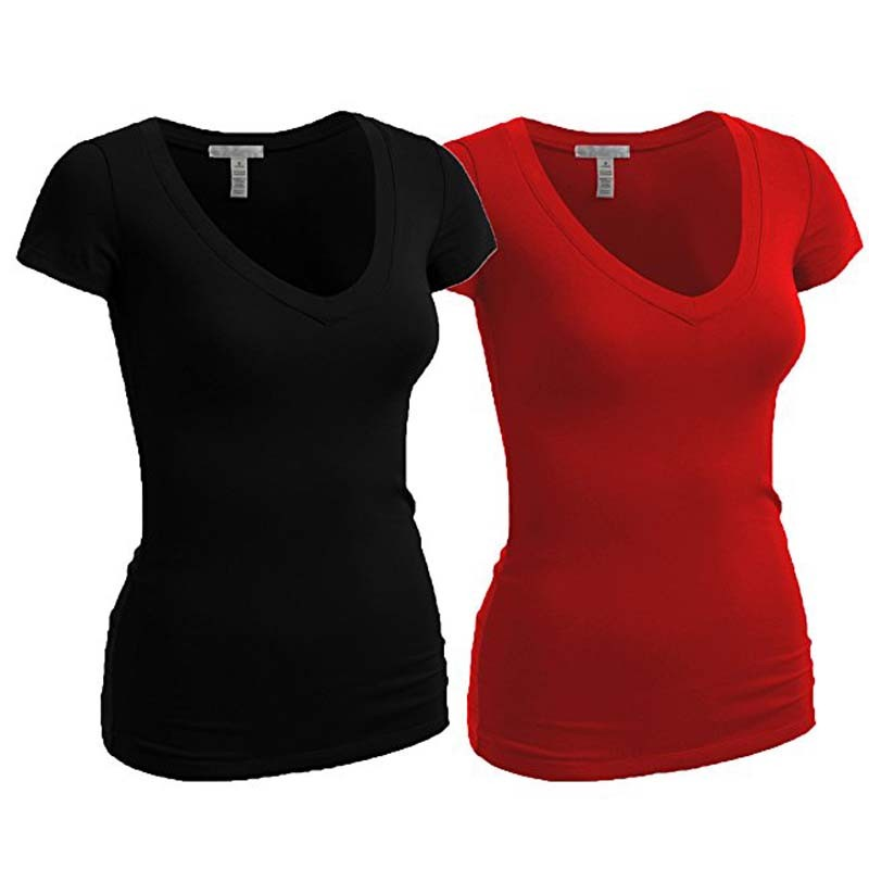 Custom Ladies Spandex T Shirts Wholesale Buy Custom