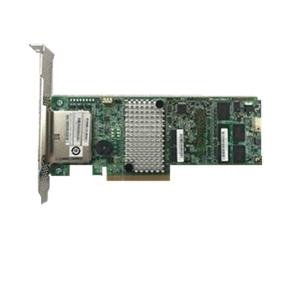 6G 8 port SAS+SATA Raid Controller card with sff8088 external connector