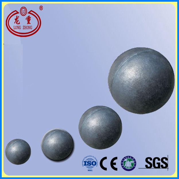 High chrome casting steel balls for cement mill