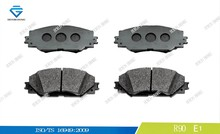 Cheap TOYOTA brake pad replacement D1210 04465-02170 24336