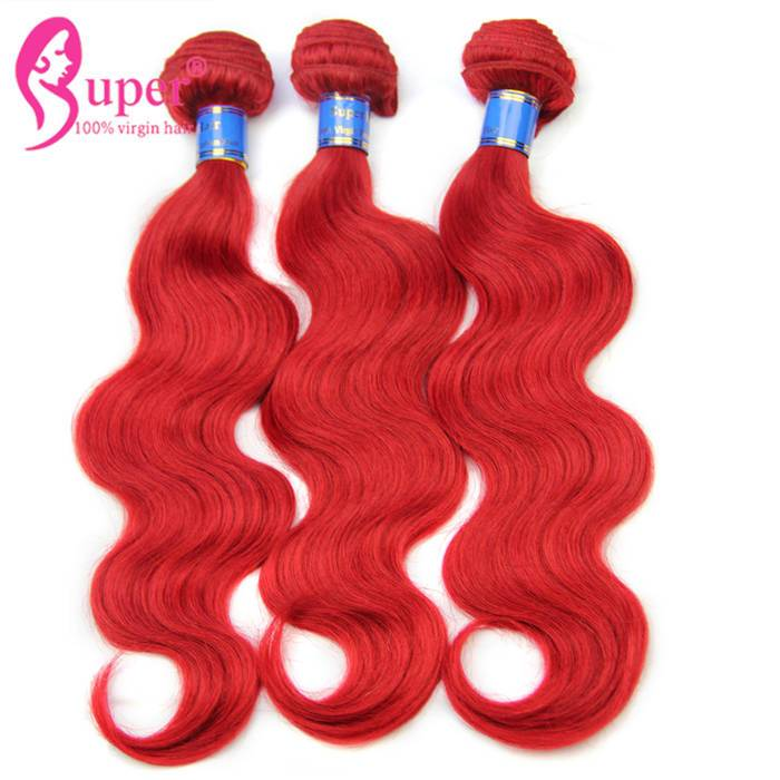 Really Cheap Red Brazilian Remy Bundle Hair Extensions Human Hair Products For Curly Weave In Tanzania