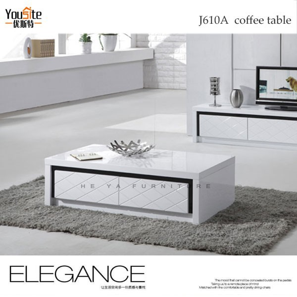 Delicieux White Resin Leather Center Coffee Table   Buy Center Coffee Table,White  Coffee Table,Leather Coffee Table Product On Alibaba.com