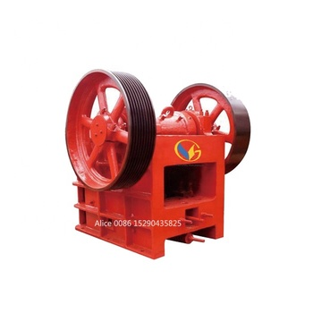 hard rock small Jaw Crusher diesel engine mobile type deliver to Tajikistan Uzbekistan