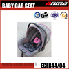 Protective baby cradle car seat for group 1+2+3