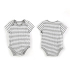 Small Order Accept Newborn Baby Boy Clothes Romper Set