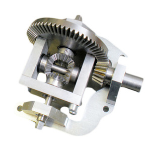 electric car final drive bevel small differential gear