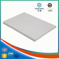 HC/Q Light weight easy installation aluminum honeycomb wall sandwich panel price