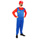 Party Halloween Wholesale cheap super mario costume MAB-22