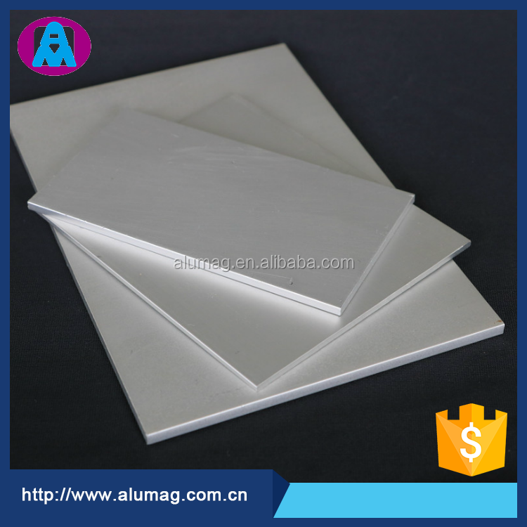 2016 high quality polished aluminum plate 6061