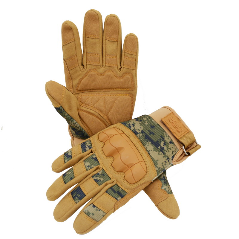 X-ARMOR Gel Palm Hunting Camouflage Shooting gloves, army tactical gloves