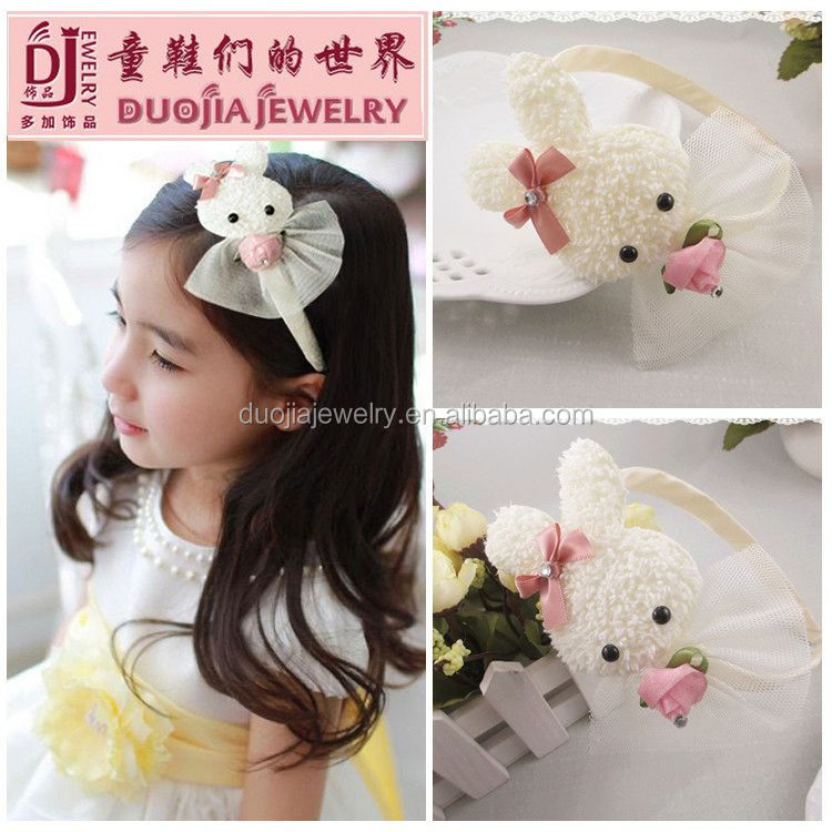 Modern style trendy style decorative girls hair band directly sale
