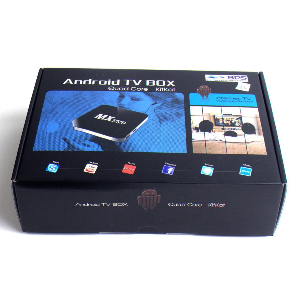 mxpro quad core android kitkat tv box kodi xbmc free. Black Bedroom Furniture Sets. Home Design Ideas