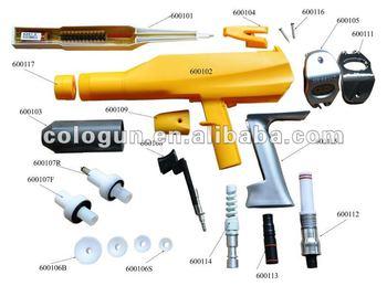 Powder Coating Gun Parts Buy Powder Coating Gun Parts