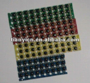 toner chips for H&P 3800