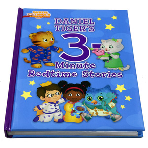 High Quality Children Board Books Printing, Professional Children Stories Comic Book Printing Service