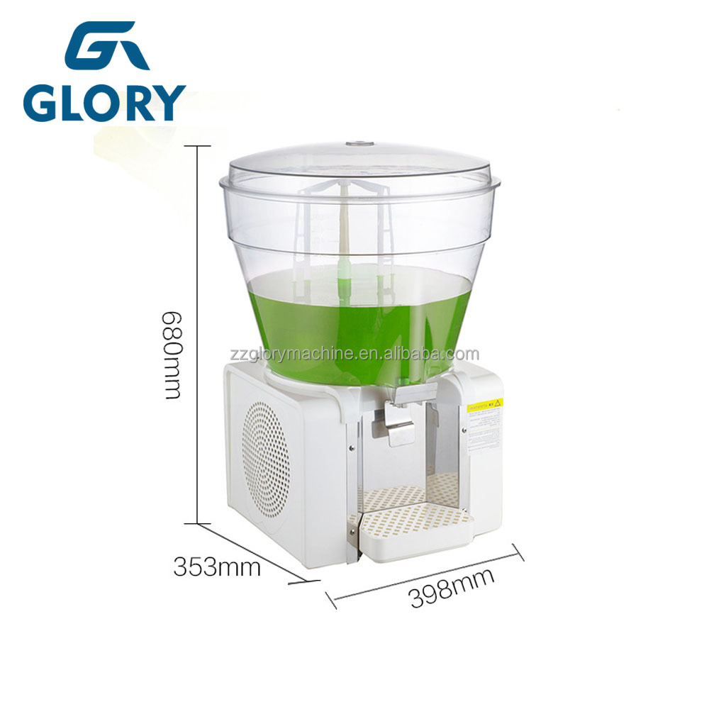 2017 Fully Automatic Mix Juice Concentrate Dispensers CE Approved