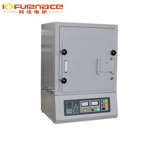 industrial Atmosphere gas or vacuum controlled Chamber Muffle Furnace kiln for sale with best price / ceramic gas kilns