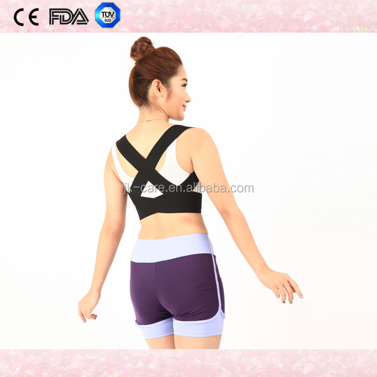 Hot sale medical orthopedic Back and shoulder support belt Back braces to correct posture
