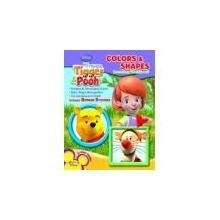 My Friends Tigger & Pooh Colors & Shapes Learning Workbook (Includes Reward Stickers)